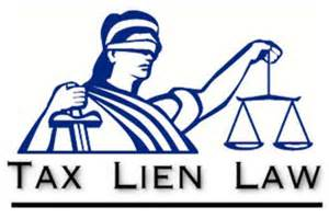 Scales of Justice Tax Sale Law