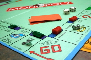 monopoly board for home page